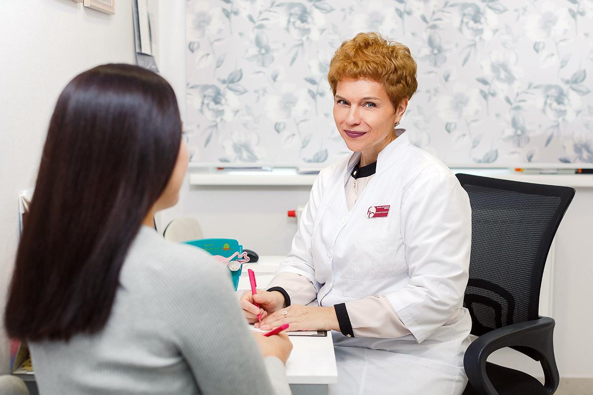 женская консультация гинеколог