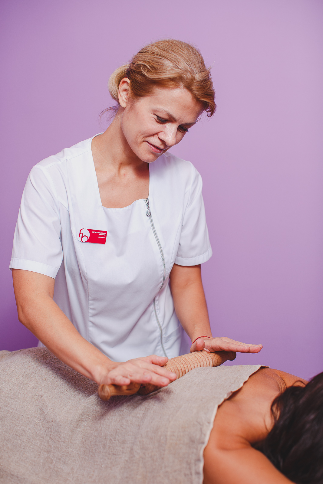 Лечебный массаж в Красноярске, цены на услуги